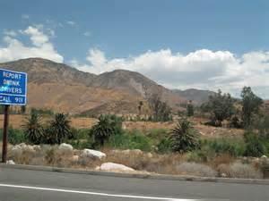 San Bernardino County Mountains