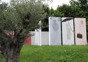Beton Im Garten : neue ideen aus beton sichtschutzelemente auch laermschutz ~ Markanthonyermac.com Haus und Dekorationen