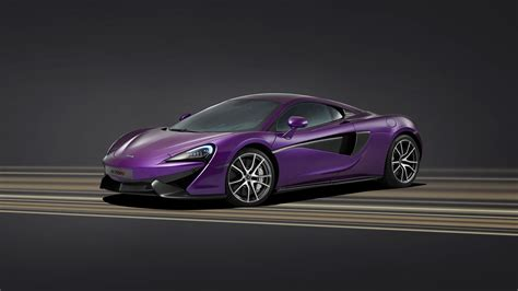 2016 Mclaren 570s Coupe Mauvine Blue By Mso Review  Top Speed