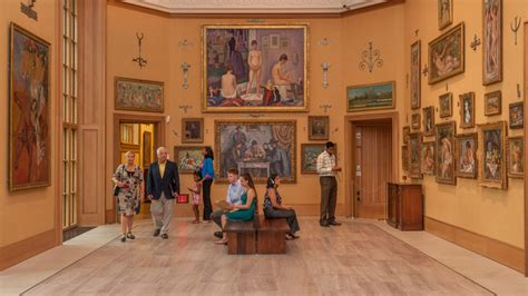 Barnes Fondation by The Barnes Foundation Visit Philadelphia