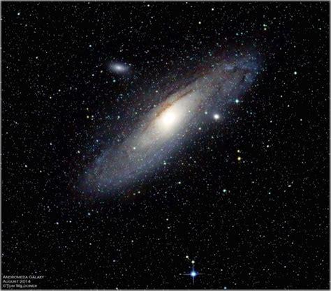Andromeda Galaxy Todays Image Earthsky