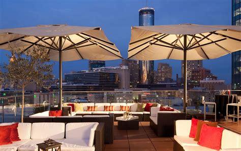 W Hotel Atlanta Rooftop Bar by 13 Rooftop Bars In Atlanta You To Visit