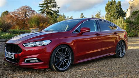 Ford Mondeo Gets Performance Touch From Steeda Autosports