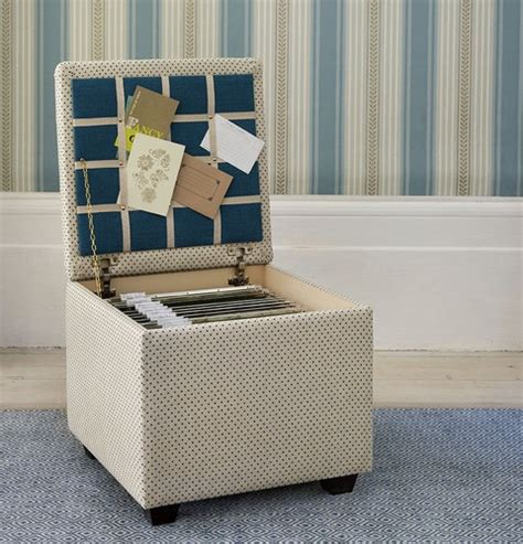 File Ottoman by Diy File Storage Ottoman Be My Guest With