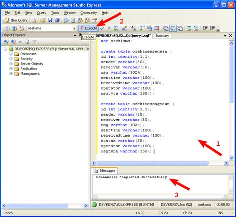 create new table sql عمل view في قاعدة بيانات sql قواعد بيانات microsoft sql