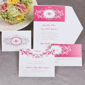 carlson craft wedding invitations carlson craft wedding invitations the wedding specialists