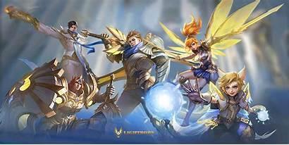 Lightborn Squad Wallpapers
