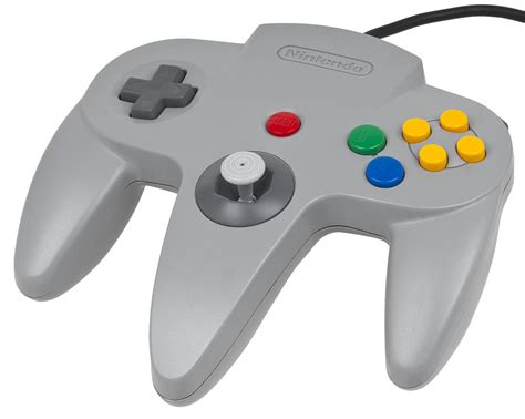Nintendo 64 Controller Wikipedia