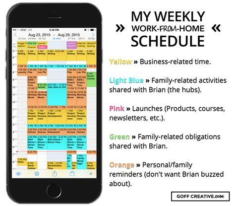 Dissecting a Mompreneur's Schedule: Succulent Strategies