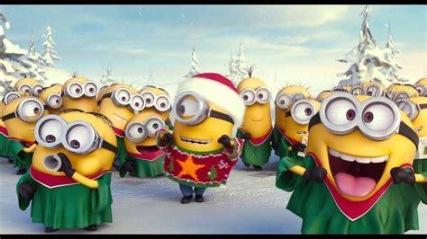 fanaticos del cine minions villancico navidad youtube