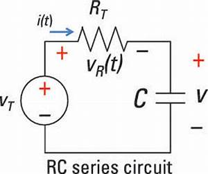 analyze a series rc circuit using a differential equation With rc circuit analysis