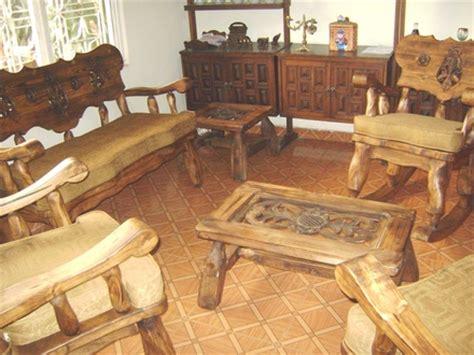 muebles de sala rusticos en madera buscar  google