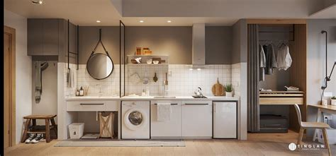 One Wall Kitchen Layout Ideas by 50 Wonderful One Wall Kitchens And Tips You Can Use From Them
