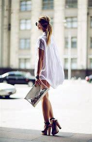 Summer White Dress Shirt