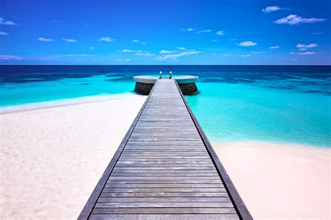 The Maldives - Landscapes From Paradise On Earth