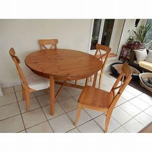 Table Ronde Ikea Achat Et Vente Neuf D39Occasion Sur