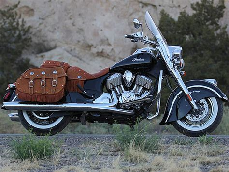 Review Indian Chief Vintage by 2015 Indian Chief Vintage Picture 563509 Motorcycle