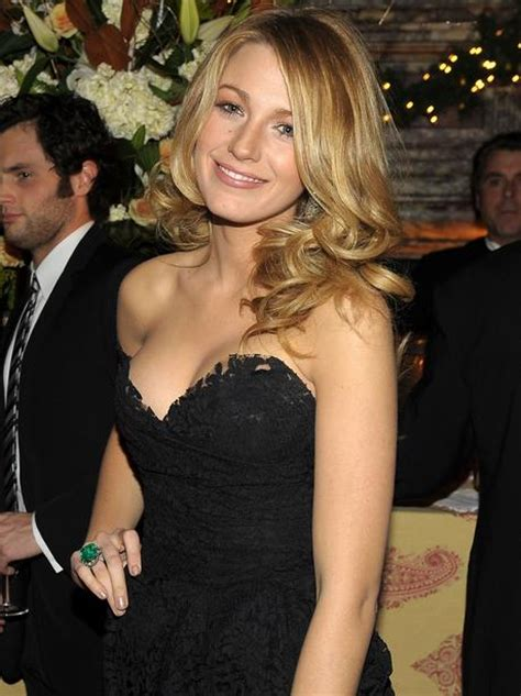 No 8: Blake Lively - Best Dressed Women - Capital