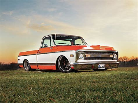 Chevy Wallpaper Pc by Classic Chevy Truck Wallpaper Gallery