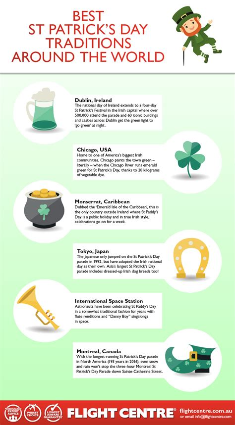st s day traditions best st patrick s day traditions around the world