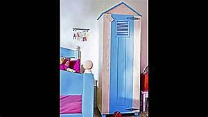 Nähen Für Das Kinderzimmer Kreative Ideen : coole und kreative schrank designs f r das kinderzimmer einrichten youtube ~ Yasmunasinghe.com Haus und Dekorationen