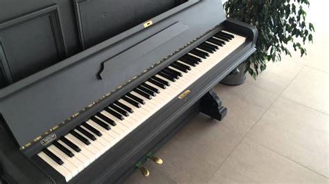 Yamaha P45 installato dentro vecchio pianoforte YouTube