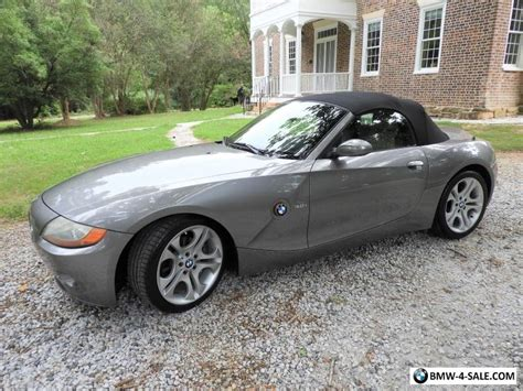 2003 Bmw Z4 For Sale by 2003 Bmw Z4 3 0i For Sale In United States