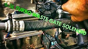 6 5l Turbo Diesel Boost Waste Gate Solenoid Engine P0236