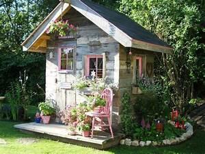 Cabanon De Jardin Pas Cher : abri de jardin votre petite maison de charme ~ Dailycaller-alerts.com Idées de Décoration
