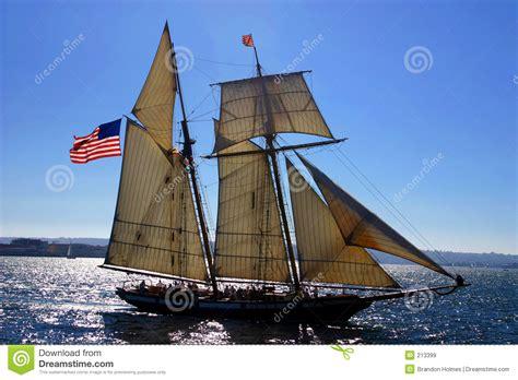 sailboat stock image image  water blue boat