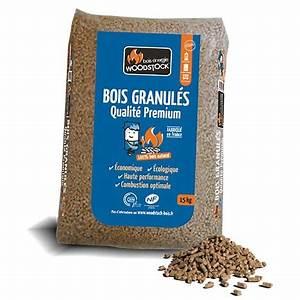 Granulés De Bois Auchan : granul s de bois 1 palette 78 sacs de 15 kg woodstock ~ Dailycaller-alerts.com Idées de Décoration