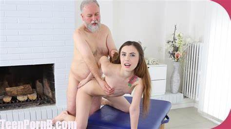 Elle Rose And Her Older Guy