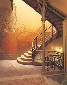 Art Nouveau Architecture : idesign styles art nouveau ~ Melissatoandfro.com Idées de Décoration