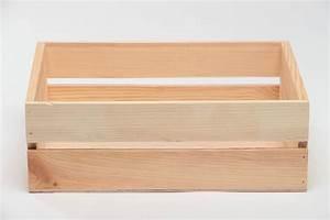 Petite Caisse En Bois : madeheart petite caisse en bois brut d corer ou peindre faite main pour loisirs cr atifs ~ Teatrodelosmanantiales.com Idées de Décoration
