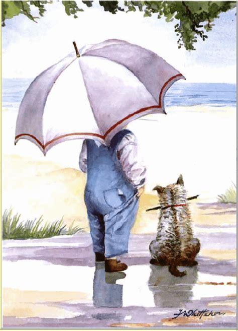 Watercolour Originals - Faye Whittaker Arts, All Our