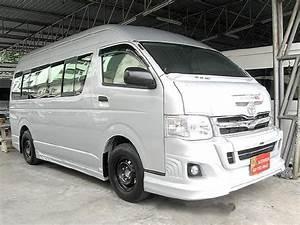 Toyota Hiace Gebraucht : toyota hiace commuter 2 5 d4d baujahr 2011 lieferwagen ~ Kayakingforconservation.com Haus und Dekorationen