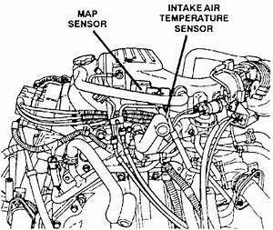 1997 Chrysler Concorde Temperature Control Motor Removal