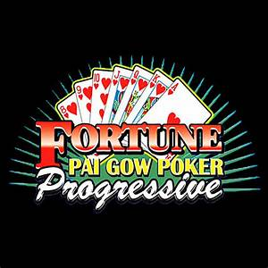 Fortune Pai Gow Poker Progressive Promotions