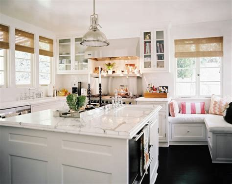white open kitchen kayla lebaron interiors all white kitchens some say 276 | Kitchen open white kitchen center island corner VBNYzKDJbQel