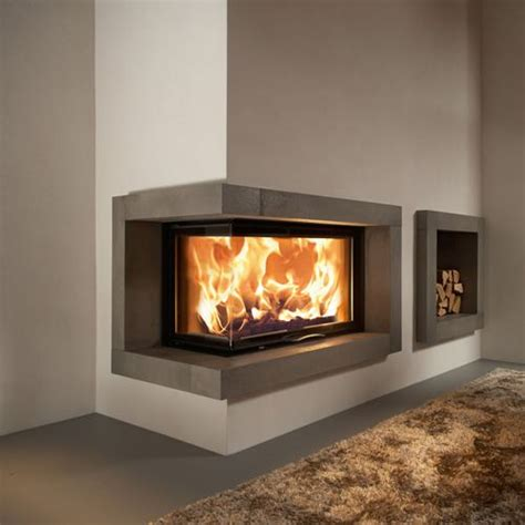 wood burning corner fireplaces contemporary wood burning corner fireplace search