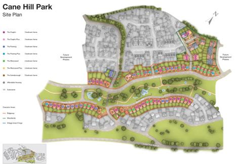 Cane Hill Park New Homes Development By Barratt Homes