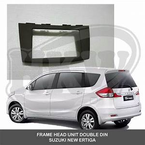 Jual Panel Tape Frame Head Unit Audio Suzuki New Ertiga Di
