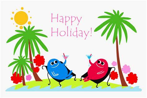 Holiday Happy Holidays Summer Clip Art Graphics ...