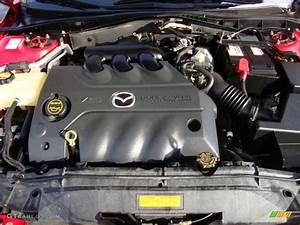 2004 Mazda Mazda6 S Hatchback 3 0 Liter Dohc 24 Valve Vvt