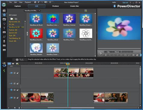 powerdirector dvd menu templates templates for cyberlink powerdirector