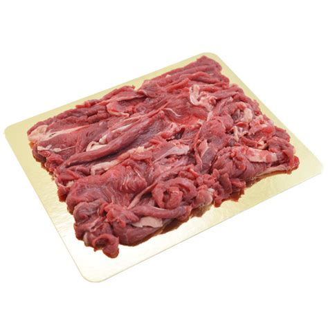 cuisines elite centre centre thinly sliced beef strips