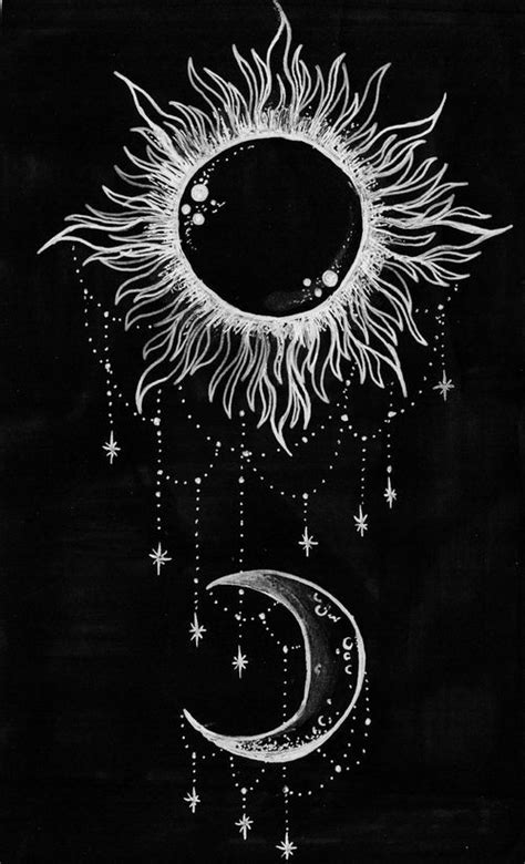 Download Free sun moon tattoos tattoos ️ cool tattoos henna tattoo awesome tattoo to use and