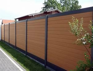 Sichtschutzzaun 2 50 M Hoch : aluminium zaunelement sichtschutz 2 00 x 1 80 m dach zaun ~ Bigdaddyawards.com Haus und Dekorationen