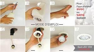Cloche De Protection Pour Spot Encastrable : cloche etanche pour spot clairage de la cuisine ~ Dailycaller-alerts.com Idées de Décoration