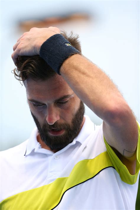 Benoît paire is a french professional tennis player who reached the 1st round of a grand slam event for the first time at the french open in 2010 and has since gone on to make eight appearances at. Benoit Paire Photos - 2017 Australian Open - Day 2 - 335 ...